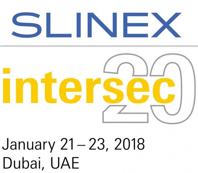 Slinex на Intersec 2018: Лучшие дни, Лучшие технологии